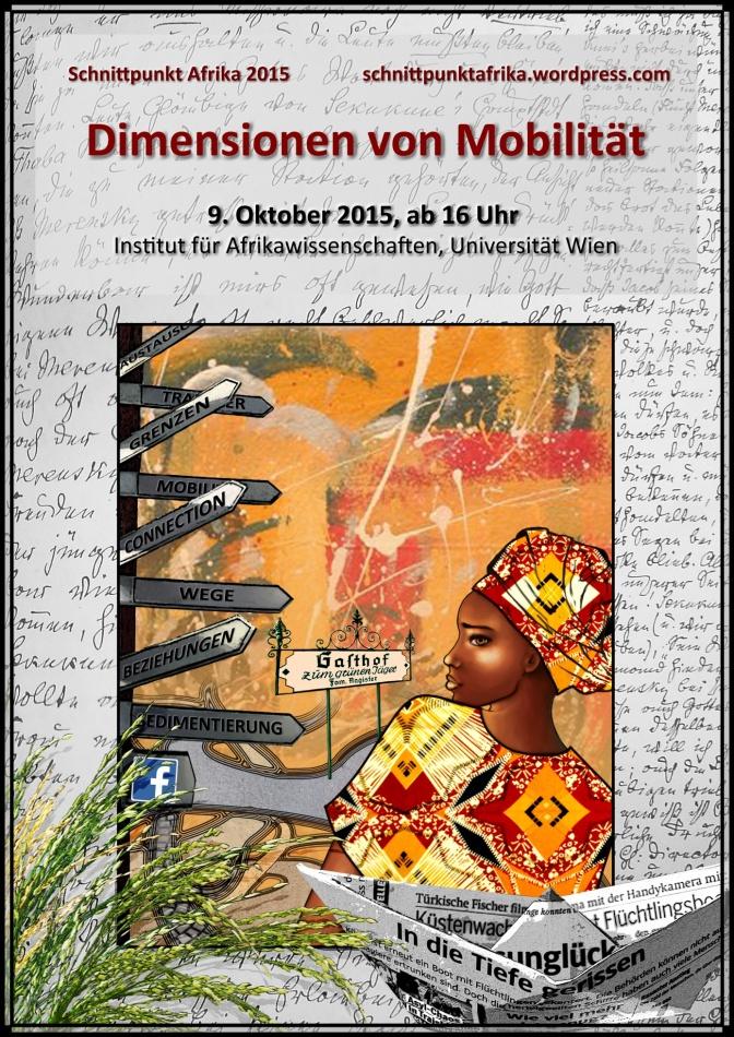 """Schnittpunkt Afrika Tag  """"Dimensionen von Mobilität"""""""